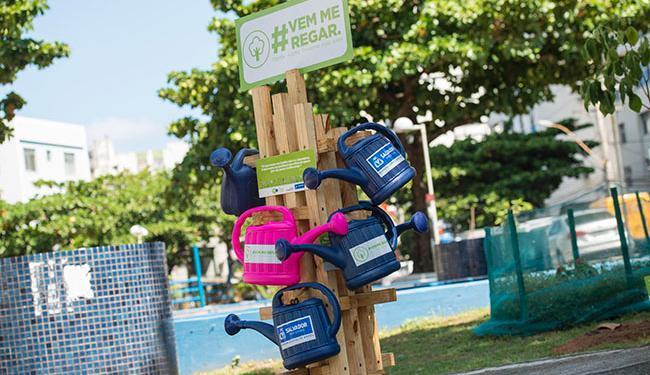 Totem da praça Belo Horizonte - Foto: AGECOM | Divulgação