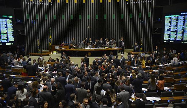 No âmbito nacional, a maioria dos parlamentares disseram que são favoráveis ao processo contra Dilma - Foto: Fabio Rodrigues Pozzebom l Agência Brasil