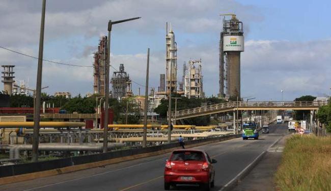 Nos dois primeiros meses do ano a produção da indústria baiana registra uma expansão de 10,6% - Foto: Joá Souza | Ag. A TARDE | 7.12.2015
