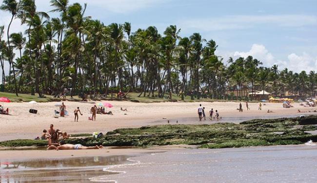 O projeto será realizado na praia da Gávea, nos finais de semana e feriados, das 8h às 15h - Foto: Iracema Chequer | Ag. A TARDE