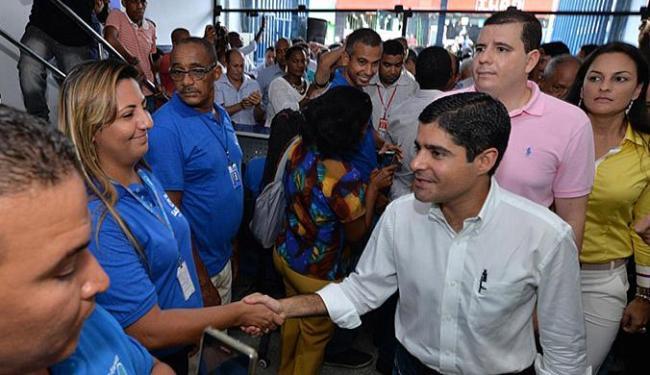 Unidade entregue nesta sexta-feira, 29, pelo prefeito por ACM Neto é a 8ª inaugurada na capital - Foto: Max Haack (Agecom) l Divulgação