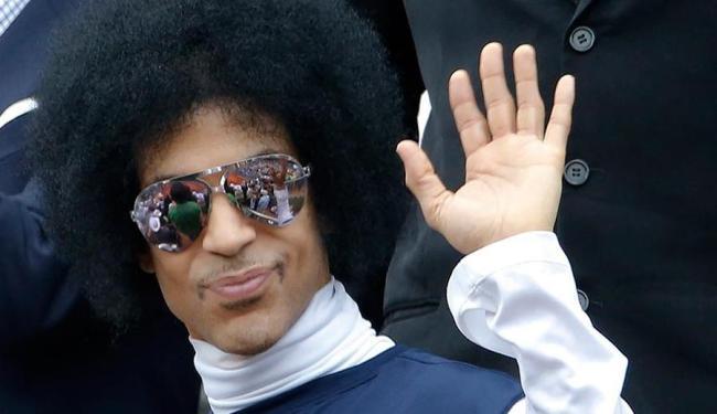 Prince morreu aos 57 anos - Foto: Reuters