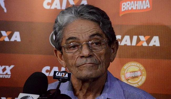 Diretoria do Rubro-Negro não se pronunciou sobre pedido feito pelo tricolor no STJD - Foto: Francisco Galvão l EC Vitória