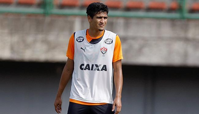 Zagueiro Ramon está vetado pelo departamento médico - Foto: Joá Souza   Ag. A TARDE l 03.07.2015