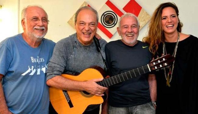 Roberto Menescal, Toquinho, Carlos Lyra e Tiê se apresentam em Salvador - Foto: Cristina Granato | Divulgação