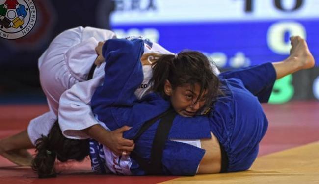 Sarah superou a israelense Shira Rishony (17ª do ranking) - Foto: Divulgação | CBJ