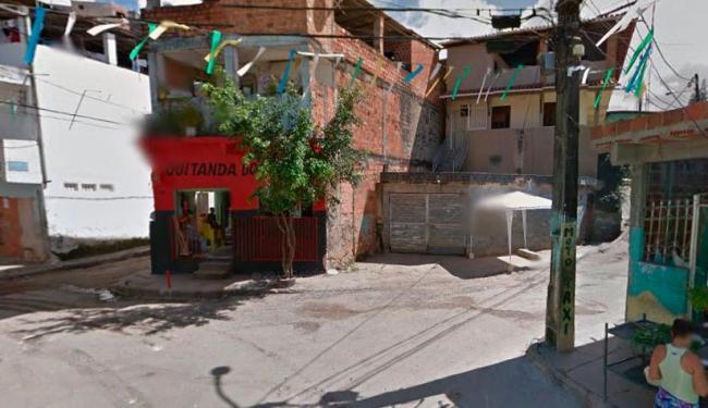 Crime aconteceu em Saramandaia - Foto: Reprodução   Google Maps