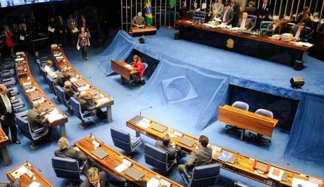 Dos oito senadores com processos, quatro deles integram a lista dos políticos na Lava Jato - Foto: Jefferson Rudy   Agência Senado