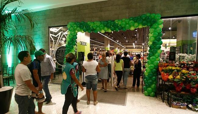 A loja ocupa uma área de 600 m² e contou com investimento de R$ 4,5 milhões - Foto: Luciano da Matta l Ag. A TARDE