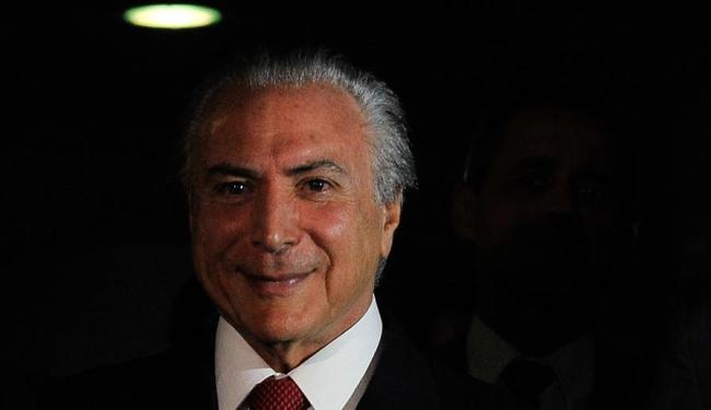 Temer nega que esteja conspirando para o impeachment de Dilma - Foto: Antonio Cruz | Agência Brasil