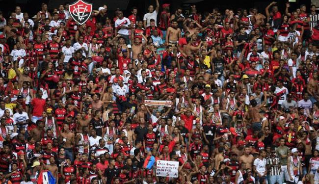 Vitória encara o Náutico de Roraima, em partida decisiva na Copa do Brasil, na quarta, 27 - Foto: Raul Spinassé | Ag. A TARDE