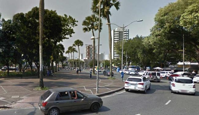 Início da caminhada acontece no Campo Grande - Foto: Reprodução | Google Street View