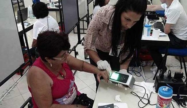 Eleitor em situação regular vota normalmente mesmo sem o cadastro - Foto: Ascom   TRE