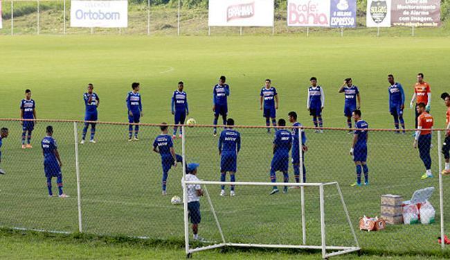 Tricolor finalizou nesta terça-feira, 5, preparação para decisão - Foto: Felipe Oliveira l EC Bahia