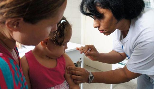 Vacinação foi antecipada para o dia 18 no estado da Bahia - Foto: Reprodução   Sesab