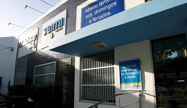 Clínicas e laboratórios privados avisam sobre a falta de vacina contra a gripe H1N1 - Foto: Adilton Venegeroles l Ag. A TARDE