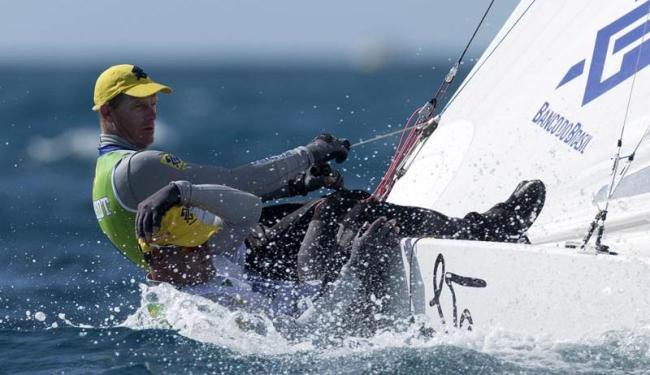 Scheidt é um dos atletas experientes que vai passar dicas para os mais jovens - Foto: Gilles-Martin Raget | SSL | Divulgação