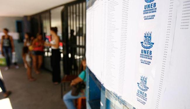 Calendário de matrículas será divulgado na semana que vem - Foto: Luiz Tito l Ag. A TARDE