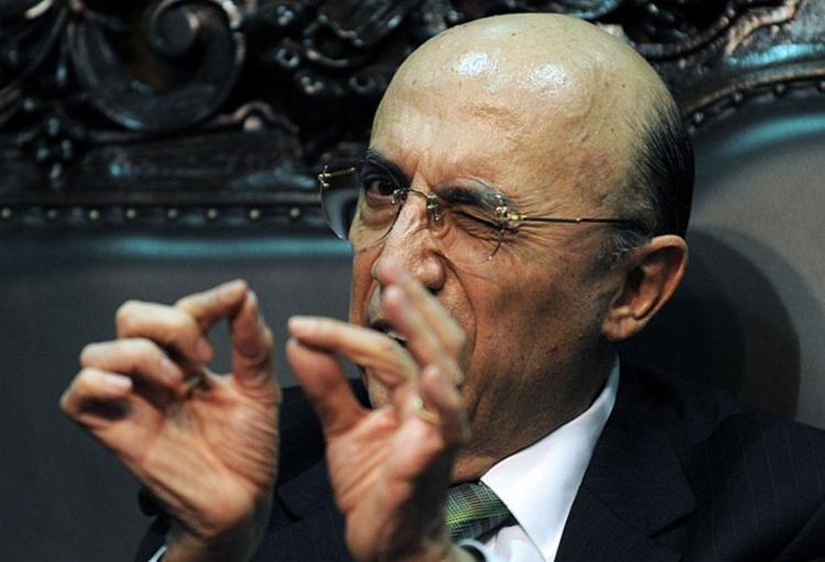 Ministro da Fazenda, Henrique Meirelles já admite mudanças nos planos do governo - Foto: Antonio Cruz | Agência Brasil