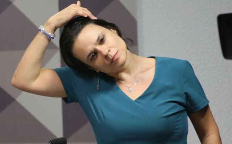 Janaína Paschoal foi reprovação no concurso de titularidade na universidade - Foto: Agência Brasil