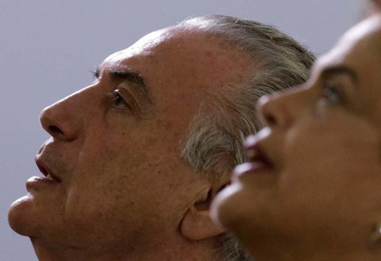 Odebrecht descreve uma doação ilegal para chapa Dilma-Temer - Foto: Ueslei Marcelino | Agência Reuters