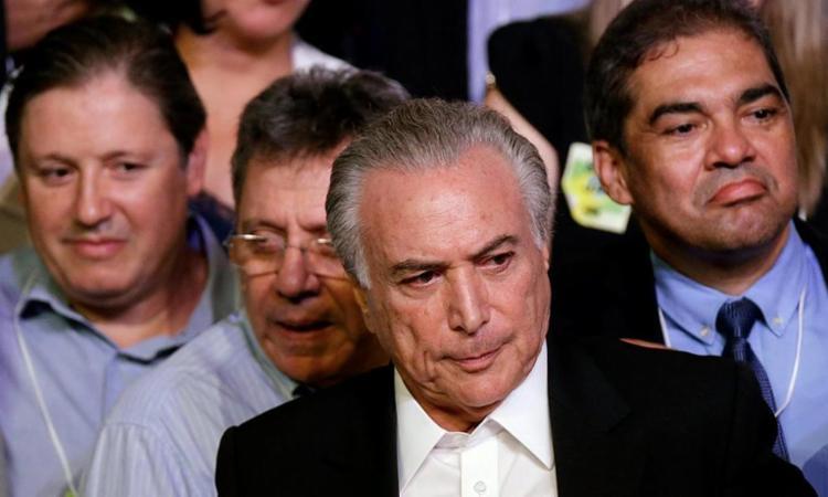 Na semana passada o PSOL protocolou o primeiro pedido - Foto: Reuters