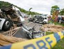 PRF registra 20 mortes nas estradas durante o Corpus Christi - Foto: