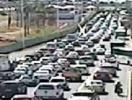 Engavetamento deixa trânsito lento na Av.Paralela - Foto: Divulgação | Transalvador