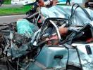 Colisão entre carro e caminhão na BR-324 deixa 5 mortos - Foto: