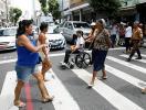 Projeto visa estimular legislação de trânsito - Foto: Luciano da Matta l Ag. A TARDE