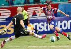 Bahia e Náutico empatam sem gols na Fonte Nova - Foto: Margarida Neide l Ag. A TARDE