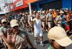 Manifestações culturais marcam tour da Tocha em Jaguarari - Foto: Margarida Neide   Ag. A TARDE