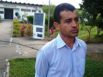 Clériston Leitte, ex-diretor do Conjunto Penal de Feira de Santana - Foto: Reprodução   Acorda Cidade