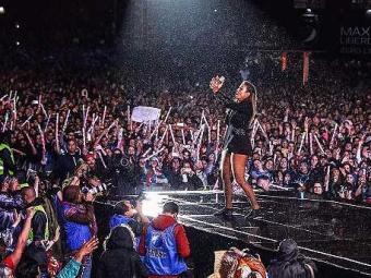 Ivete substituiu Ariana Grande na pauta do evento - Foto: Reprodução | Instagram