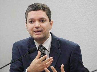 Ministro da Transparência, Fiscalização e Controle , Fabiano Silveira - Foto: Geraldo Magela/Câmara dos Deputados