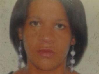 O ex-companheiro de Sandra (foto) está sendo procurado - Foto: Reprodução l Blog do Carlos Modesto