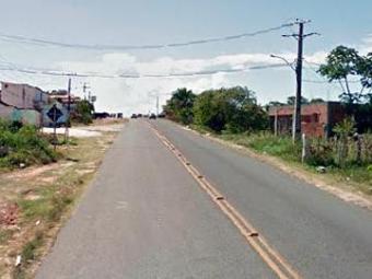 Jovens foram executados em Vera Cruz na noite desta quarta - Foto: Reprodução   Google Street View