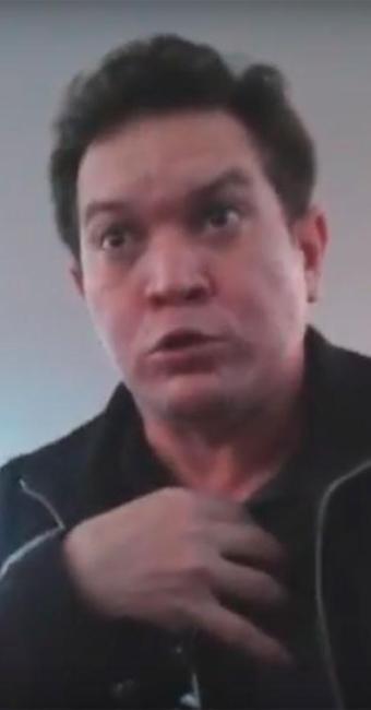 Ximbinha ficou muito bravo - Foto: Reprodução | Youtube