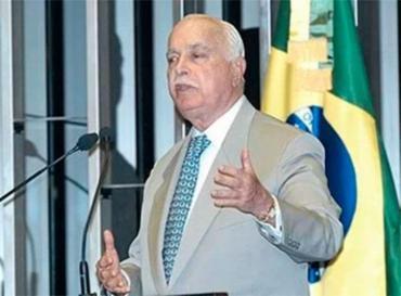Aniversário de ACM será celebrado com festa e livro - Foto: Geraldo Magela | Agência Senado