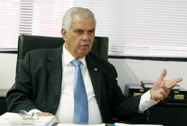 Araújo disse que sua atuação para levar à frente o processo da cassação foi fundamental para a prisão de Cunha - Foto: Luciano da Matta l Ag. A TARDE l 11.4.2016