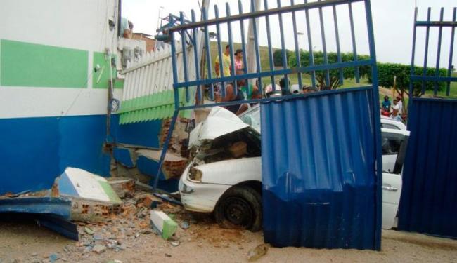 Jovem ficou ferido no acidente - Foto: Reprodução | Mídia Bahia