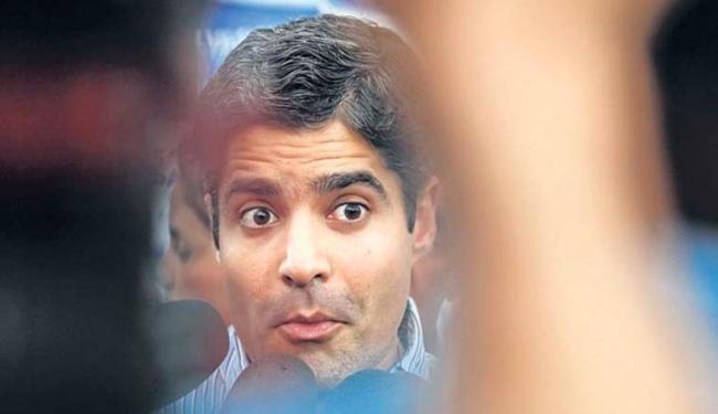 Neto é virtual candidato à reeleição e a governador do estado em 2018 - Foto: Joá Souza | Ag. A TARDE