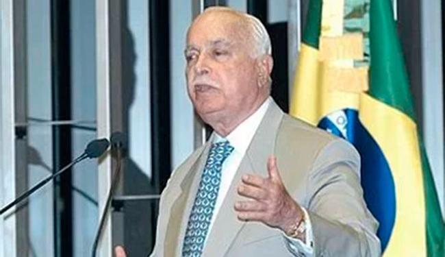 Grampos foram ordenados por ACM, segundo MPF - Foto: Geraldo Magela | Agência Senado