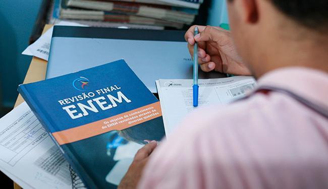 As provas serão aplicadas nos dias 5 e 6 de novembro - Foto: Joá Souza | Ag. A TARDE