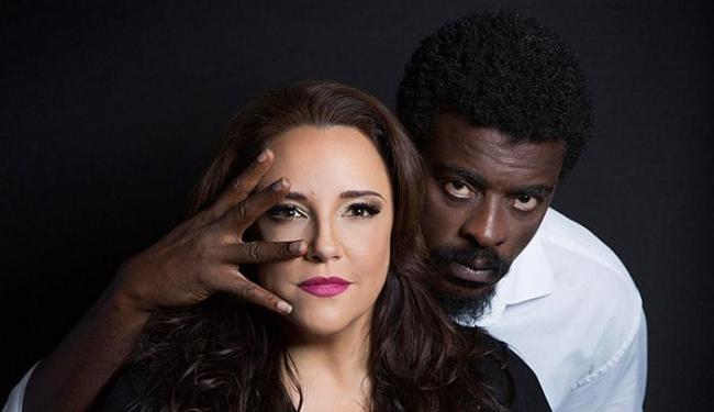 Ana Carolina e Seu Jorge: 30 músicas e muito pouca conversa - Foto: Divulgação