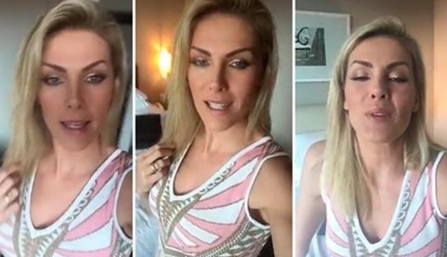 Antes do atentado, Ana estava falando com seguidores no Snapchat - Foto: Reprodução | Snapchat