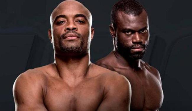 O ex-campeão dos médios enfrentaria o Uriah Hall no card principal - Foto: UFC | Divulgação