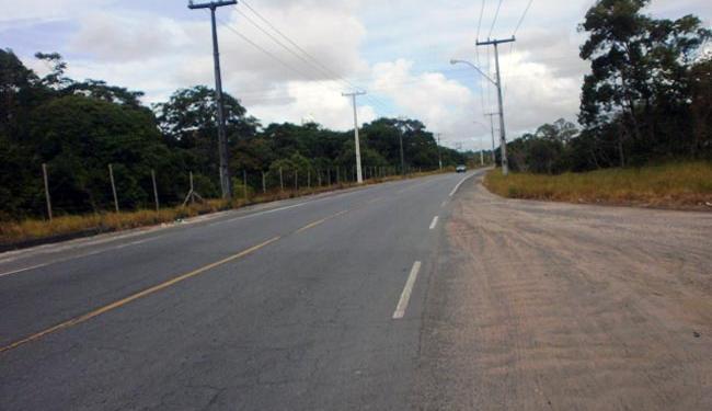 Troca de tiros entre PM e suspeito ocorreu na região de Aratu, em Simões Filho - Foto: Reprodução | Site Páginas Simões Filho