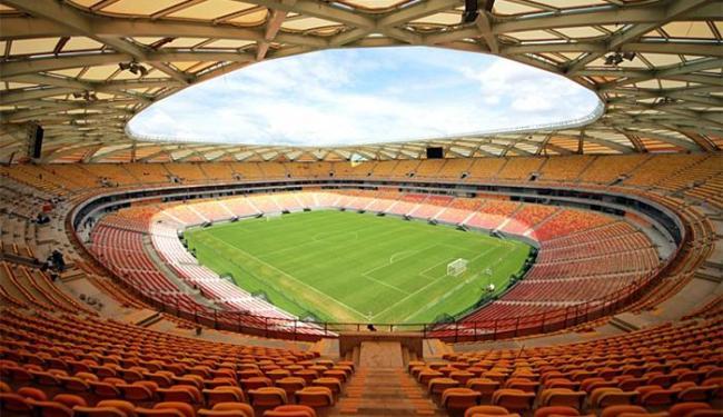 Arena da Amazônia será palco da partida no dia 6 de setembro - Foto: Divulgação l Portal da Copa