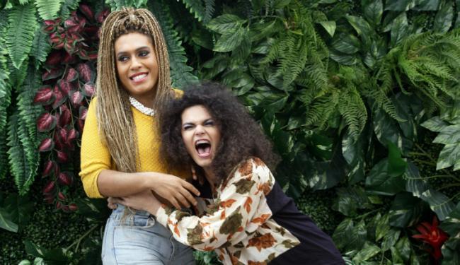 Raquel Virgínia e Assucena Assucena são compositoras e vocalistas do As Bahias e a Cozinha Mineira - Foto: Lúcio Távora | Ag. A TARDE